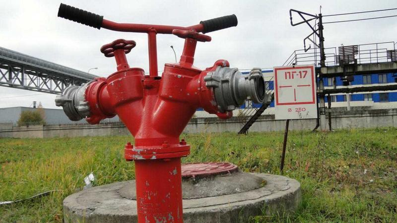 Наружное противопожарное водоснабжение
