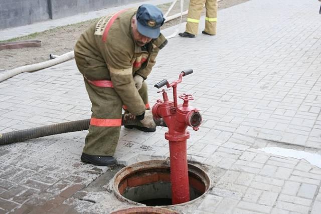 Гидрант пожарный подземный, высота 3,25м цена, фото, где купить.